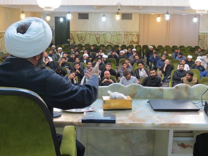چهاردهمین کارگاه آموزشی تلبس ویژه طلاب استان تهران برگزار گردید